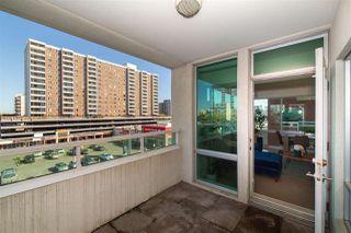 Photo 29: 406 10055 118 Street in Edmonton: Zone 12 Condo for sale : MLS®# E4171935