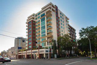 Photo 2: 406 10055 118 Street in Edmonton: Zone 12 Condo for sale : MLS®# E4171935