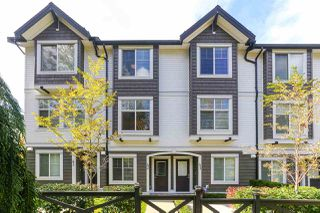 "Main Photo: 42 14271 60 Avenue in Surrey: Sullivan Station Townhouse for sale in ""BLACKBERRY WALK"" : MLS®# R2413011"