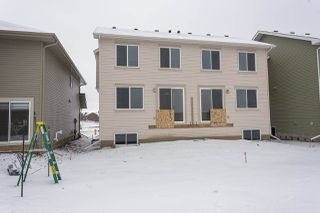 Photo 13: 693 EAGLESON Crescent in Edmonton: Zone 57 House Half Duplex for sale : MLS®# E4181644
