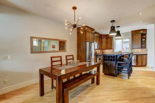 Photo 7: 103 449 20 Avenue NE in Calgary: Winston Heights/Mountview Row/Townhouse for sale : MLS®# A1010445