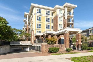 "Photo 1: 317 13883 LAUREL Drive in Surrey: Whalley Condo for sale in ""EMERALD HEIGHTS"" (North Surrey)  : MLS®# R2477039"