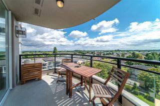 """Photo 13: 1003 8460 GRANVILLE Avenue in Richmond: Brighouse South Condo for sale in """"CORONADO AT THE PALMS"""" : MLS®# R2482853"""