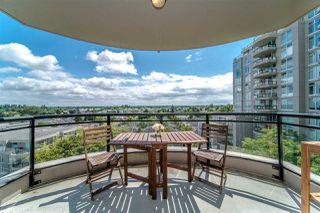 """Main Photo: 1003 8460 GRANVILLE Avenue in Richmond: Brighouse South Condo for sale in """"CORONADO AT THE PALMS"""" : MLS®# R2482853"""