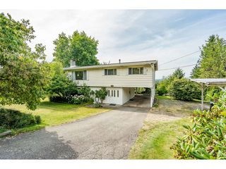 Photo 1: 5225 234 Street in Langley: Salmon River House for sale : MLS®# R2484624