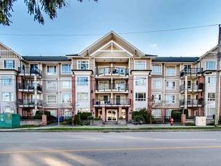 "Main Photo: 107 14960 102A Avenue in Surrey: Guildford Condo for sale in ""MAX"" (North Surrey)  : MLS®# R2493643"