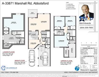 """Photo 32: A 33871 MARSHALL Road in Abbotsford: Central Abbotsford Townhouse for sale in """"Marshall Heights"""" : MLS®# R2494267"""