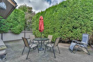 """Photo 31: A 33871 MARSHALL Road in Abbotsford: Central Abbotsford Townhouse for sale in """"Marshall Heights"""" : MLS®# R2494267"""
