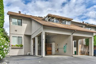 """Photo 1: A 33871 MARSHALL Road in Abbotsford: Central Abbotsford Townhouse for sale in """"Marshall Heights"""" : MLS®# R2494267"""