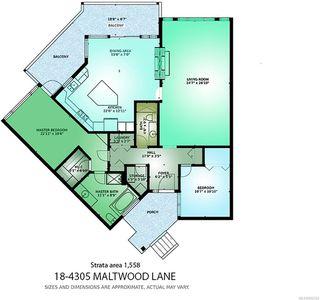 Photo 28: 18 4305 Maltwood Lane in : SE Broadmead Row/Townhouse for sale (Saanich East)  : MLS®# 855354