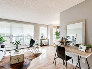 Photo 4: 613 300 Meredith Road NE in Calgary: Crescent Heights Apartment for sale : MLS®# A1050537