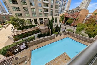 Photo 18: DOWNTOWN Condo for rent : 2 bedrooms : 645 Front Street #506 in San Diego
