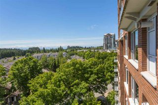 """Photo 16: 907 5615 HAMPTON Place in Vancouver: University VW Condo for sale in """"BALMORAL"""" (Vancouver West)  : MLS®# R2521263"""
