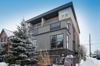 Main Photo: 3435 17 Street SW in Calgary: South Calgary Row/Townhouse for sale : MLS®# A1063068
