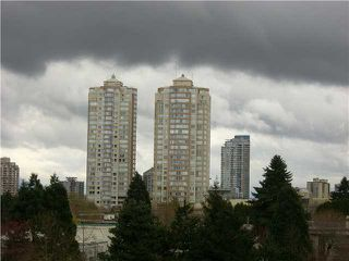 "Photo 3: # 706 4105 MAYWOOD ST in Burnaby: Metrotown Condo for sale in ""TIMES SQUARE"" (Burnaby South)  : MLS®# V888812"