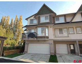 """Photo 10: 13 7155 189TH Street in Surrey: Clayton Townhouse for sale in """"BACARA"""" (Cloverdale)  : MLS®# F2727422"""