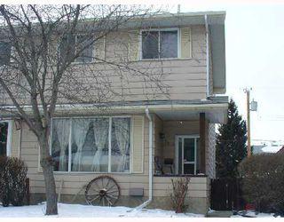 Photo 1: 7811 21A Street SE in CALGARY: Ogden Lynnwd Millcan Half Duplex for sale (Calgary)  : MLS®# C3310032