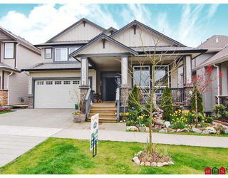 Photo 1: 18982 70B Avenue in Surrey: Clayton House for sale (Cloverdale)  : MLS®# F2810998