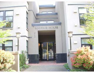 "Photo 1: 214 3760 W 6TH Avenue in Vancouver: Point Grey Condo for sale in ""MAYFAIR HOUSE"" (Vancouver West)  : MLS®# V706811"