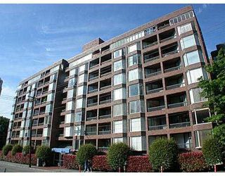 "Photo 1: 407 950 DRAKE Street in Vancouver: Downtown VW Condo for sale in ""ANCHOR POINT II"" (Vancouver West)  : MLS®# V709990"