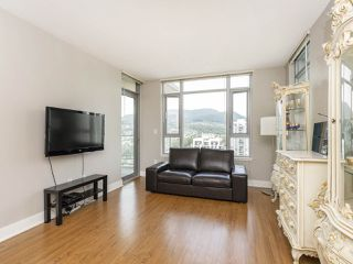 """Photo 3: 2706 1155 THE HIGH Street in Coquitlam: North Coquitlam Condo for sale in """"M ONE"""" : MLS®# R2388441"""