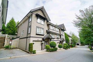 Photo 1: 130 6747 203 Street in Langley: Willoughby Heights Townhouse for sale : MLS®# R2374351