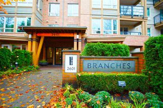 "Main Photo: 213 2601 WHITELEY Court in North Vancouver: Lynn Valley Condo for sale in ""THE BRANCHES BY POLYGON"" : MLS®# R2419323"