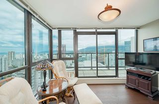 """Photo 9: 2901 1367 ALBERNI Street in Vancouver: West End VW Condo for sale in """"The Lions"""" (Vancouver West)  : MLS®# R2428959"""