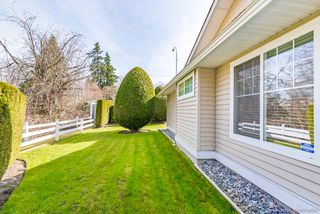 """Photo 17: 64 6885 184 Street in Surrey: Cloverdale BC Townhouse for sale in """"Creekside"""" (Cloverdale)  : MLS®# R2446428"""