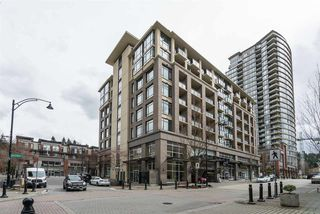 "Photo 1: 412 121 BREW Street in Port Moody: Port Moody Centre Condo for sale in ""ROOM"" : MLS®# R2447854"
