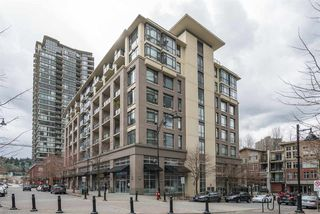 "Photo 19: 412 121 BREW Street in Port Moody: Port Moody Centre Condo for sale in ""ROOM"" : MLS®# R2447854"
