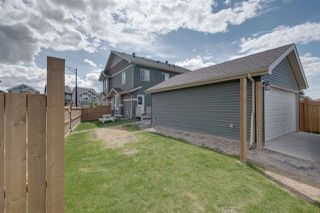 Photo 28: 4222 Prowse Way in Edmonton: Zone 55 House Half Duplex for sale : MLS®# E4200194
