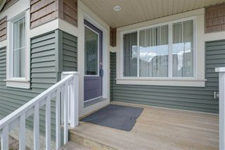 Photo 2: 4222 Prowse Way in Edmonton: Zone 55 House Half Duplex for sale : MLS®# E4200194