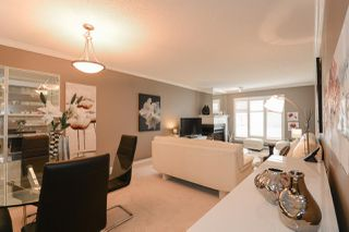 "Main Photo: 110 7580 MINORU Boulevard in Richmond: Brighouse South Condo for sale in ""CARMEL POINTE"" : MLS®# R2526782"