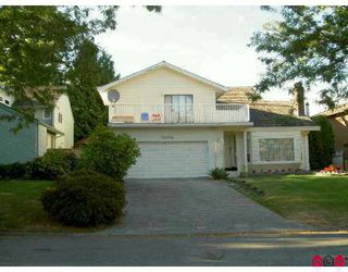 Photo 1: 12852 CARLUKE in Surrey: Queen Mary Park Surrey House for sale : MLS®# F2708919