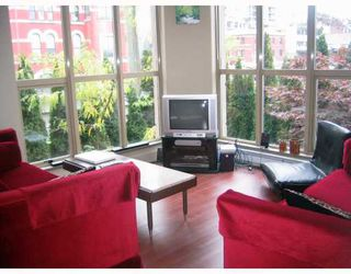Photo 2: 507 680 CLARKSON Street in New_Westminster: Downtown NW Condo for sale (New Westminster)  : MLS®# V669713