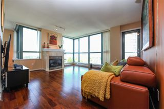 """Photo 1: 1706 6659 SOUTHOAKS Crescent in Burnaby: Highgate Condo for sale in """"GEMINI II"""" (Burnaby South)  : MLS®# R2438167"""