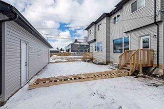 Photo 33: 4249 115 Avenue in Edmonton: Zone 23 House Half Duplex for sale : MLS®# E4189793