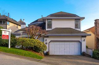 Photo 1: 18 Parkwood Place in Port Moody: Heritage Mountain House for sale : MLS®# R2433340