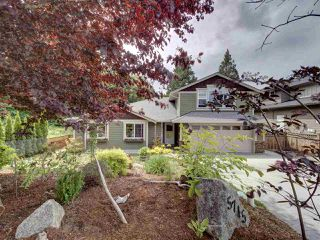 "Main Photo: 5745 TURNSTONE Drive in Sechelt: Sechelt District House for sale in ""THE RIDGE"" (Sunshine Coast)  : MLS®# R2461052"