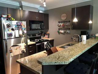"Photo 3: 405 2515 PARK Drive in Abbotsford: Abbotsford East Condo for sale in ""VIVA ON PARK"" : MLS®# R2463743"