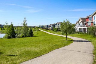 Photo 29: 9080 ROSENTHAL Link in Edmonton: Zone 58 Attached Home for sale : MLS®# E4202748