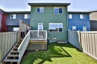 Photo 23: 9080 ROSENTHAL Link in Edmonton: Zone 58 Attached Home for sale : MLS®# E4202748