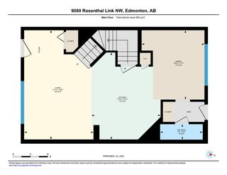 Photo 31: 9080 ROSENTHAL Link in Edmonton: Zone 58 Attached Home for sale : MLS®# E4202748