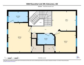 Photo 32: 9080 ROSENTHAL Link in Edmonton: Zone 58 Attached Home for sale : MLS®# E4202748