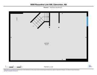 Photo 33: 9080 ROSENTHAL Link in Edmonton: Zone 58 Attached Home for sale : MLS®# E4202748