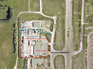 Photo 6: 4102 62 Street: Drayton Valley Industrial for lease : MLS®# E4216358