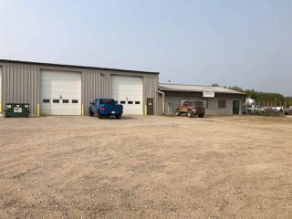 Photo 1: 4102 62 Street: Drayton Valley Industrial for lease : MLS®# E4216358