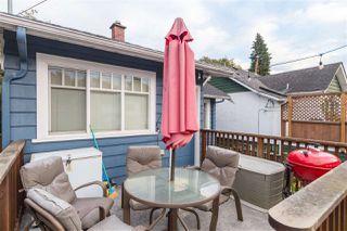 Photo 23: 5287 SOMERVILLE STREET in Vancouver: Fraser VE House for sale (Vancouver East)  : MLS®# R2513889