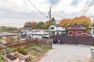 Photo 25: 5287 SOMERVILLE STREET in Vancouver: Fraser VE House for sale (Vancouver East)  : MLS®# R2513889